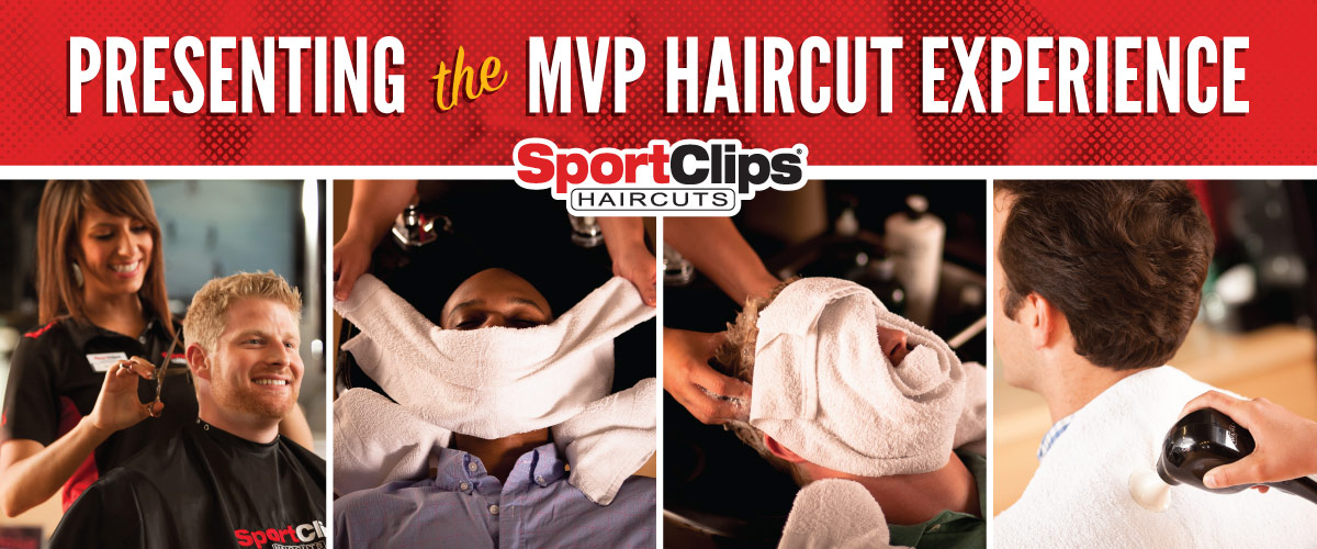 The Sport Clips Haircuts of Opelika - Auburn Tiger Town MVP Haircut Experience